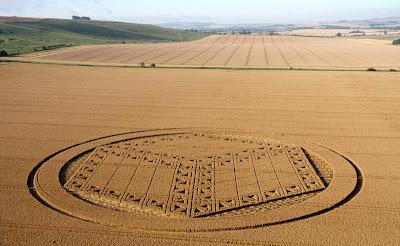 nuevo crop circle 2012