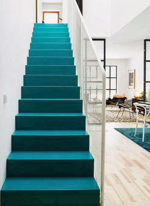 Marta decoycina: escaleras, subir con estilo