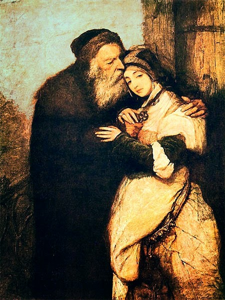 the relationship between shylock and jessica