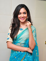 Ritu Varma latest glam pics in saree-cover-photo