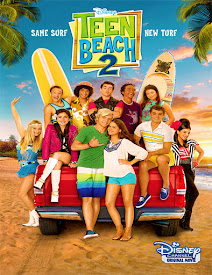 pelicula Teen Beach Movie 2 (2015)