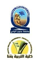 شعار كلية التربية بقنا