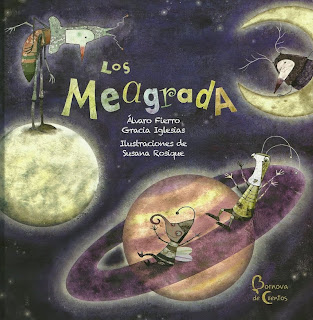Los Meagrada, Susana Rosique, Gracia Iglesias, Alvaro Fierro, Bornova, Ballena de Cuentos