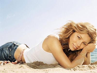 Actress Jessica Biel Wallpaper-518-1600x1200