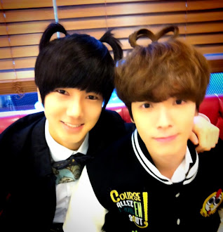 Yesung & Donghae