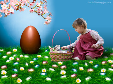 #24 Happy Easter Wallpaper