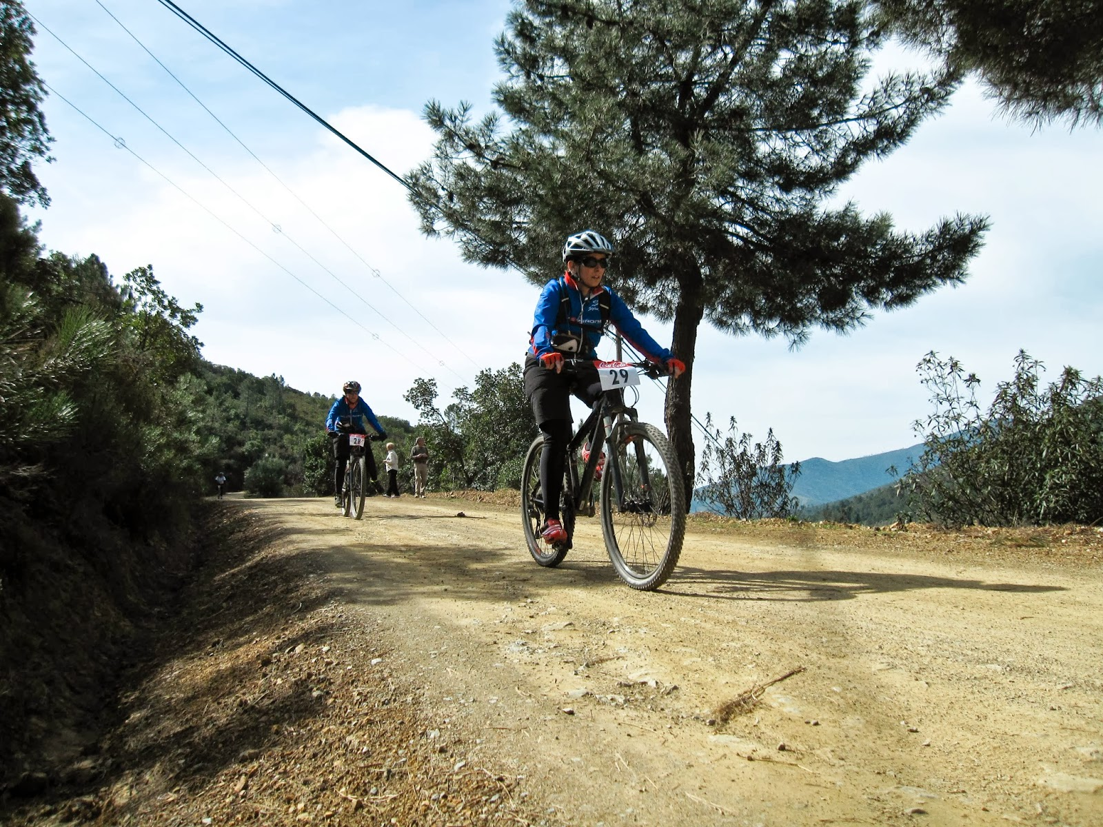 Marcha ciclista Sotoserrano - Caminomorisco