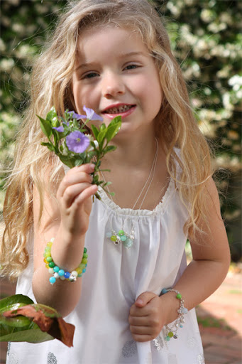 Alouette Petite jewellery for kids