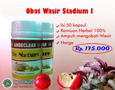 Obat Wasir St. 1