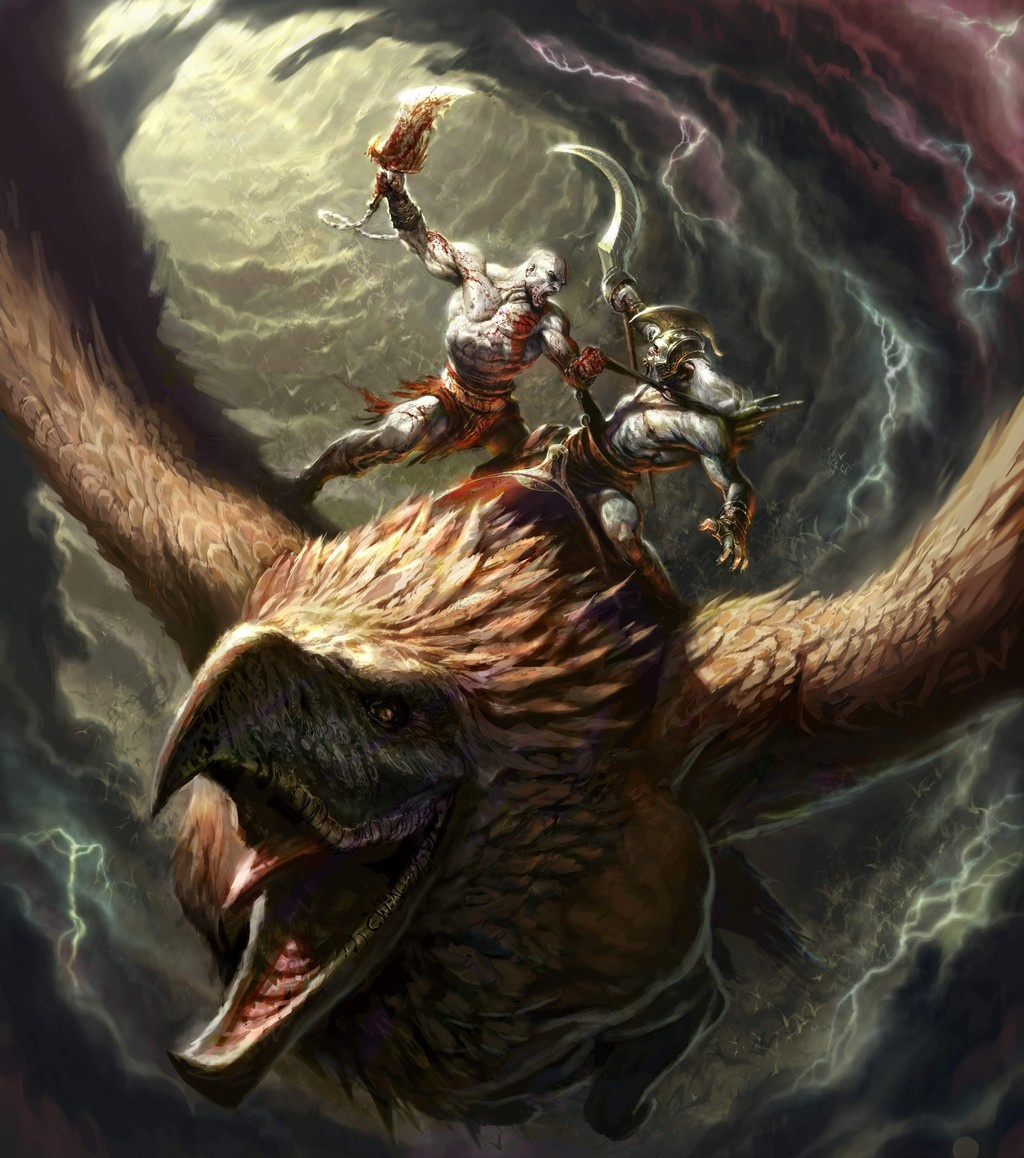 god of war - photo #42