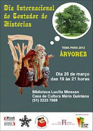 Dia Internacional do Contador de Histórias - Porto Alegre/RS