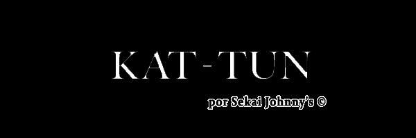 Sekai Johnny's: KAT-TUN