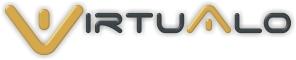 virtualo logo