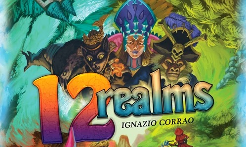12 Realms Board game review