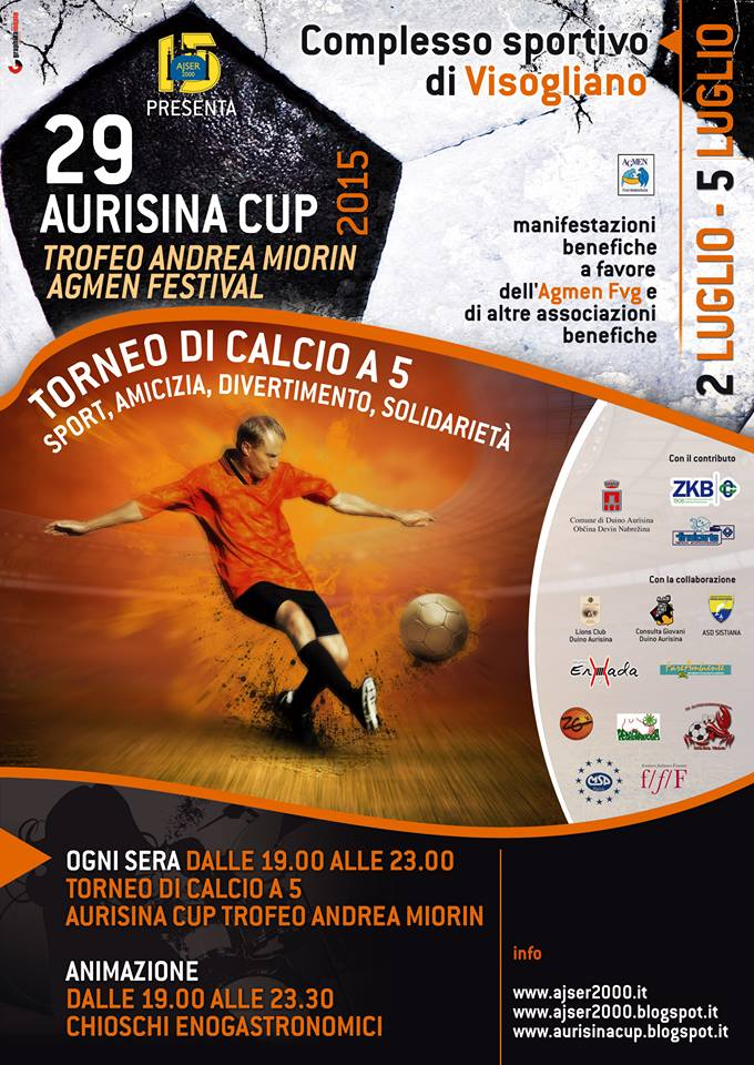 LA 29 AURISINA CUP 2015