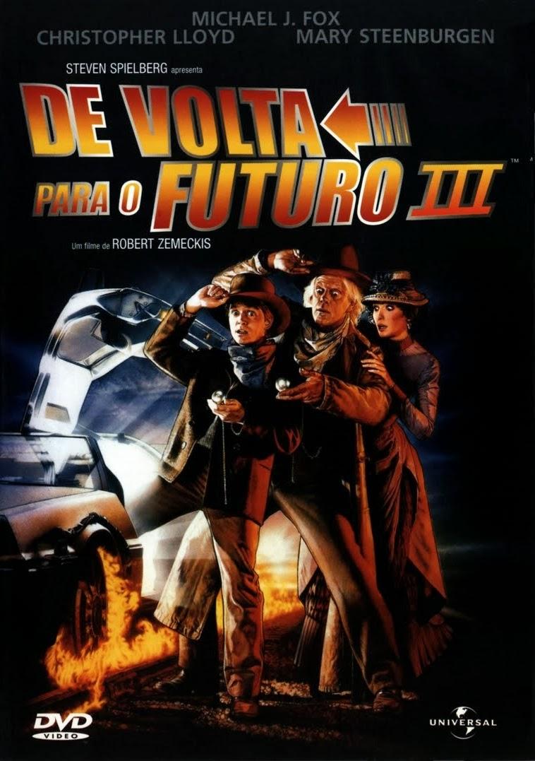 De Volta Para o Futuro 3 – Dublado (1990)