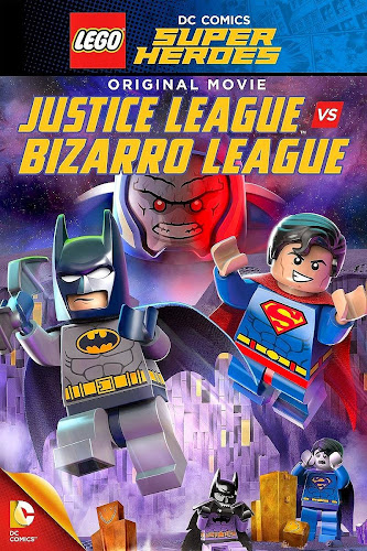 LEGO DC Justice League vs Bizarro League (BRRip 1080p Dual Latino / Ingles) (2015)
