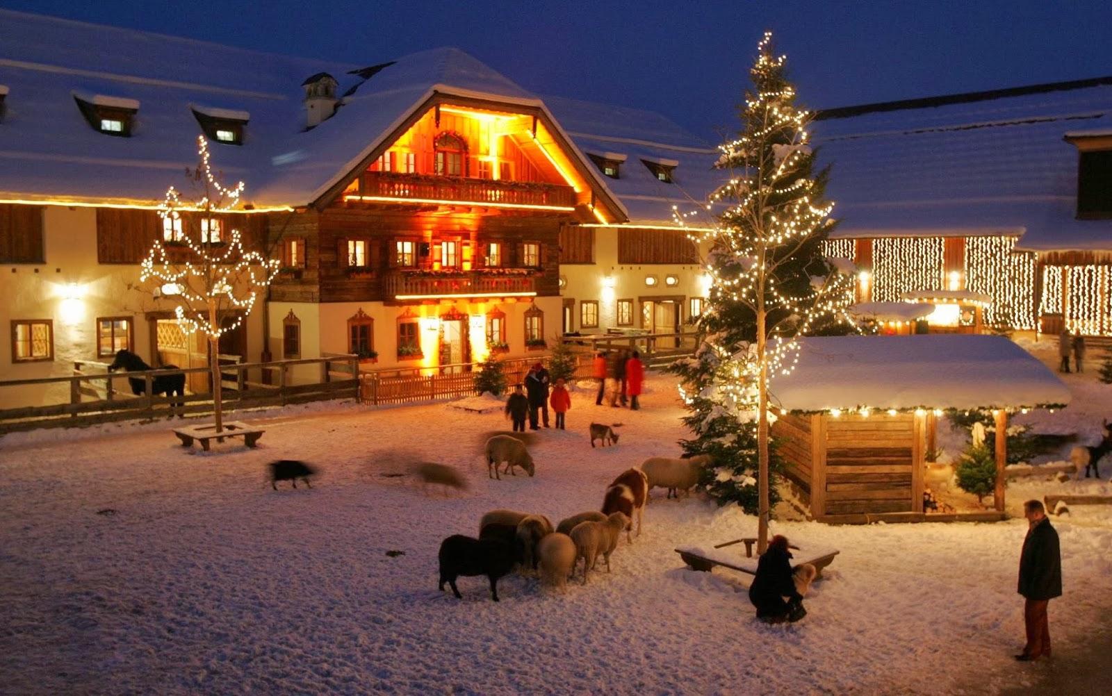 La navidad en el mundo c mo se celebra viajabonito - Navidades en alemania ...
