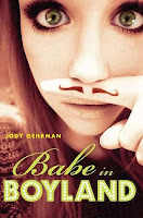 book cover of Babe In Boyland by Jody Gehrman