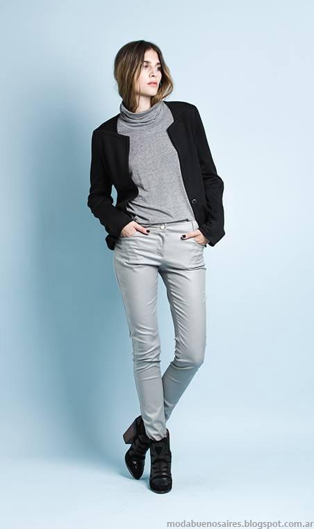 Moda otoño invierno 2015 looks de moda Sans Doute.