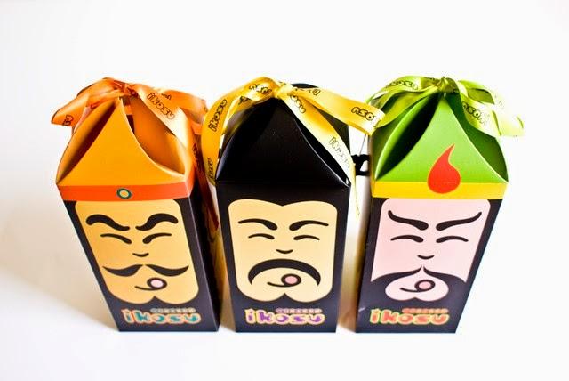 เค้กสามพี่น้อง ikosu