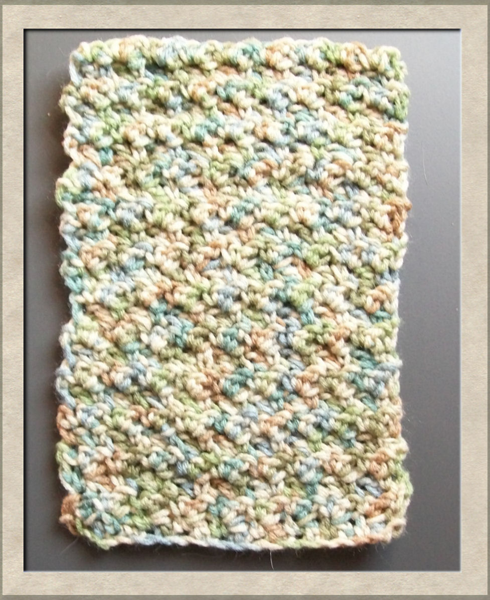 Free crochet patterns for the beginner and the advanced aspen aspen print seed stitch bankloansurffo Image collections