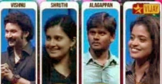 Naduvula Konjam Disturb Pannuvom – Episode 02 – Vijay Tv  Game Show  24-11-2013