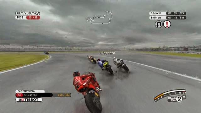 MotoGP 2008 PC Games for windows