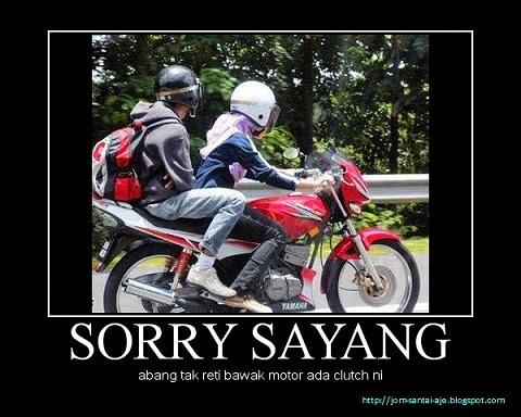 SORRY SAYANG