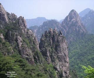 Huang Shan, Yellow Mountain, China