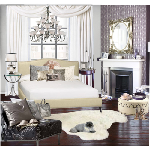 old hollywood glamour bedroom ideas the interior designs. Black Bedroom Furniture Sets. Home Design Ideas