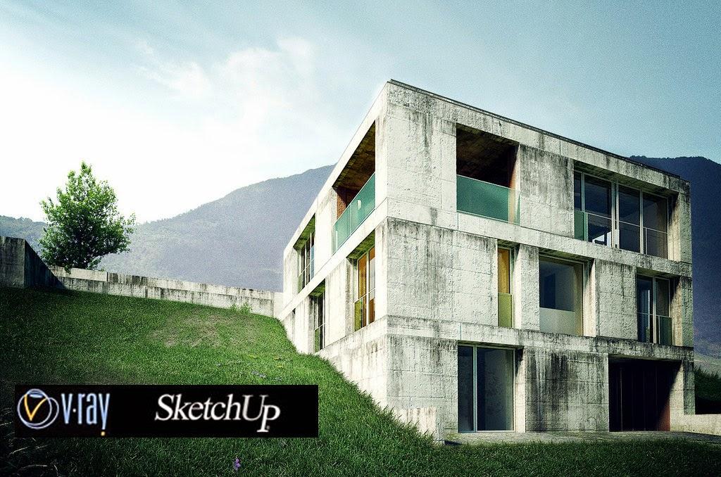 Construtec projetos e assessoria download do v ray 1 6 for Mobilia para sketchup 8