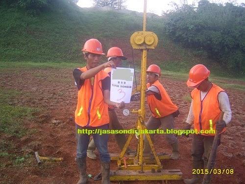 Jasa Sondir Tanah Jakarta 0821 2686 2689 Standar Sni Untuk Pengujian Tanah Dengan Alat Sondir