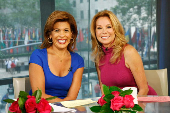 Hot art images hoda kotb and kathie lee - Nbc today show kathie lee and hoda ...