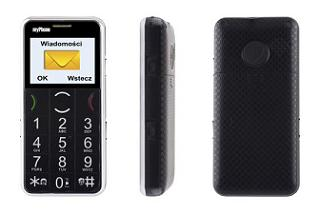 Telefon myPhone 1065 z Biedronki