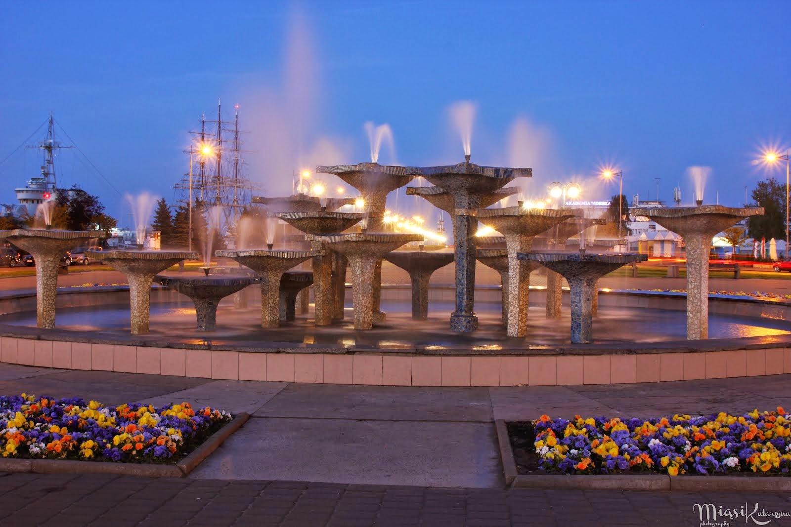 Nocna Gdynia