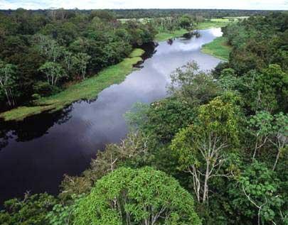 tierras del amazonia america del sur