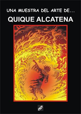 "Obras de Enrique ""Quique"" Alcatena - EAGZA"