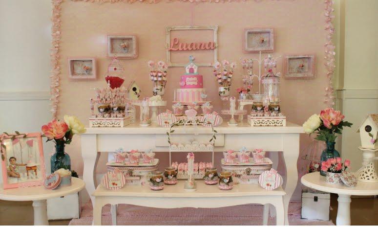 Candy Bar y Mesas dulces Tematicas