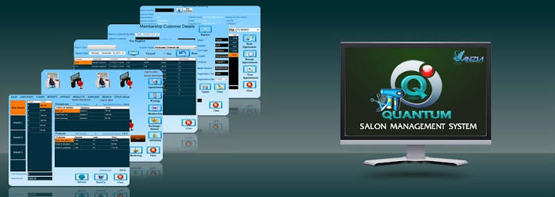 Salon Management System