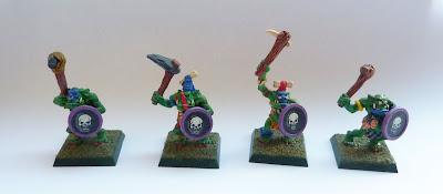 Savage Orc boyz, metals 1993