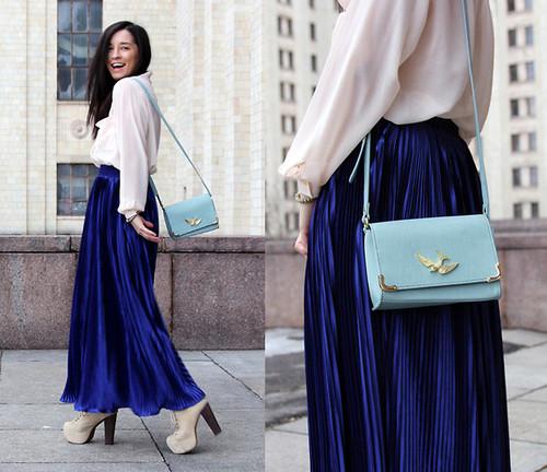 Long Skirt Formal Wear | Jill Dress