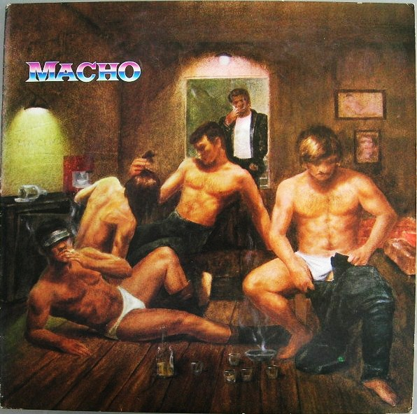 Gay Album Covers 80