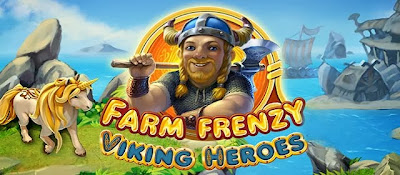 Farm Frenzy: Viking Heroes v1.0 Apk