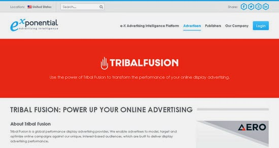 TribalFusion CPM Ad Network