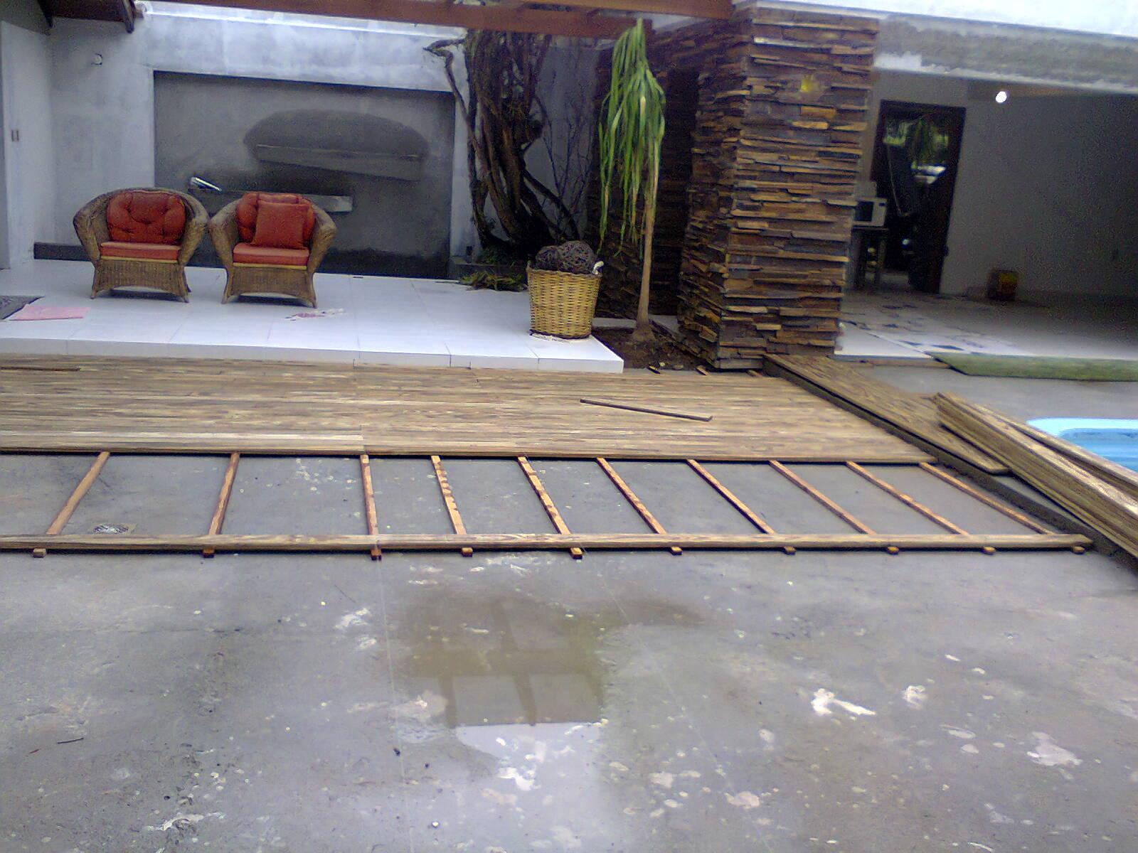 Wanderley branga deck piscina for Motor para depuradora de piscina