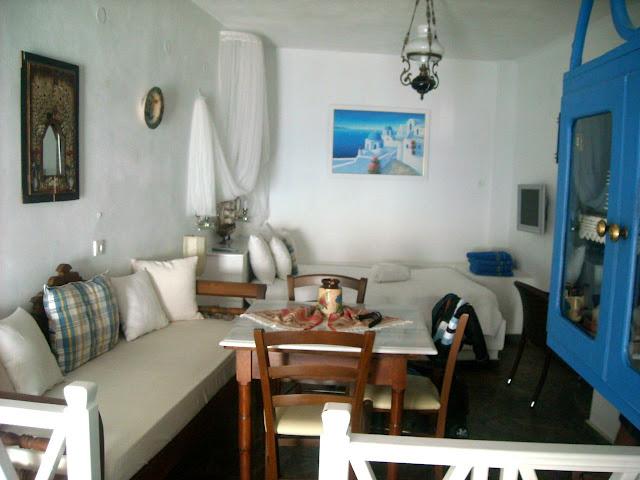 hotel Langas Vilas Santorini Grecia Imerovigli