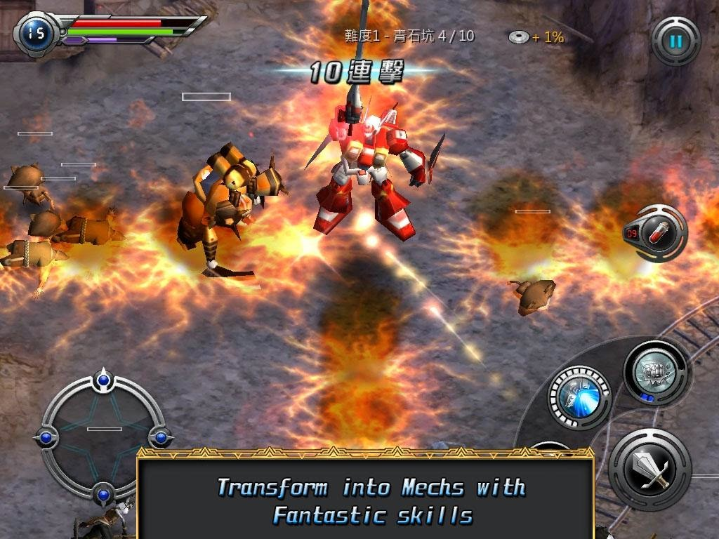 (Download) M2: War Of Myth Mech Apk +MOD Unlimited V1.0.7