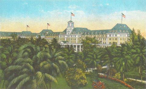 Florida History The Royal Poinciana Hotel Palm Beach S First Grande Dame