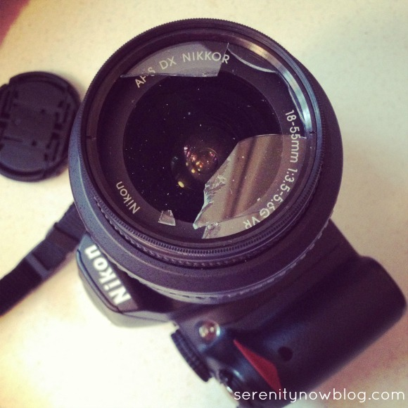 Why You Should Have a Lens Protector for Your DSLR Camera, at Serenity Now